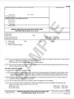 Preview 1 Of 3  Judicial Council Form Complaint